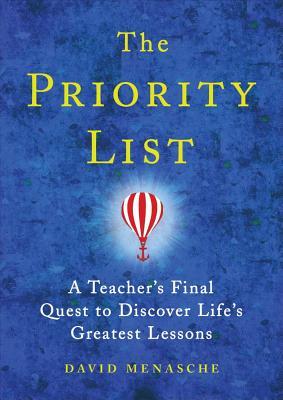 The Priority List By Menasche, David